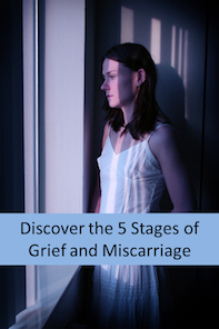 Five Stages of Grief After Miscarriage
